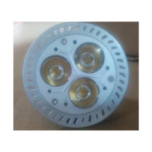 DICROIKA WARM WHITE, 220VAC/60HZ,9W GU10 – LUZ CALIDAD – LED SPOTLIGHT